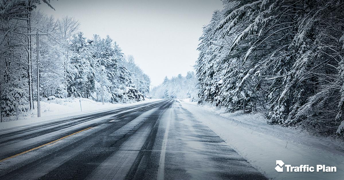 Winter Work Zone Awareness