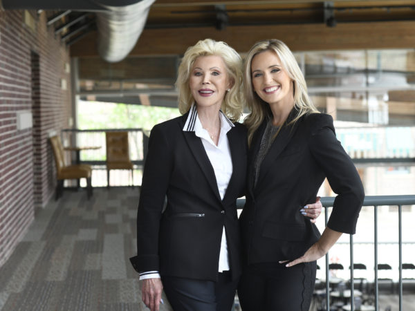 Mother/Daughter-in-Law Team Facilitate Progress in Business and Community